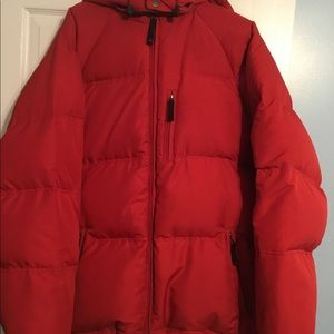 Old Navy Men's Down-Filled Puffer Winter Coat